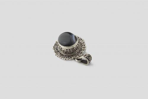 Agate Silver Pendent (Akura Design) (2)