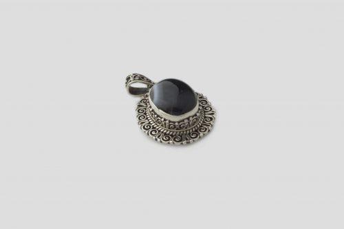 Agate Silver Pendent (Akura Design) (3)