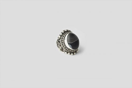 Agate Silver Ring (3)
