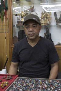 Mr. Buddha Man Sunwar